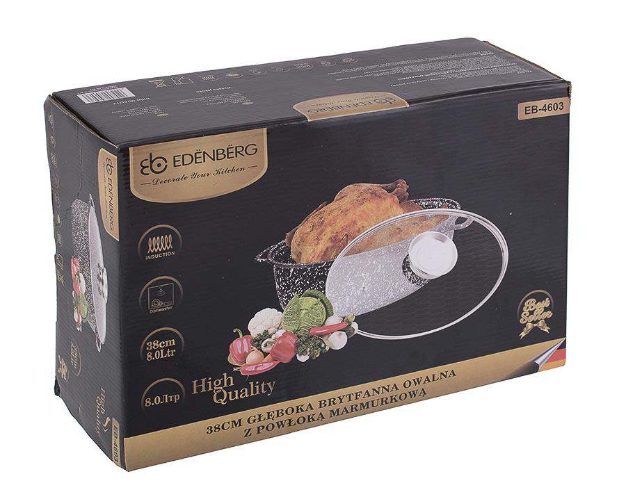 Pudełko brytfanny Edenberg EB 4603