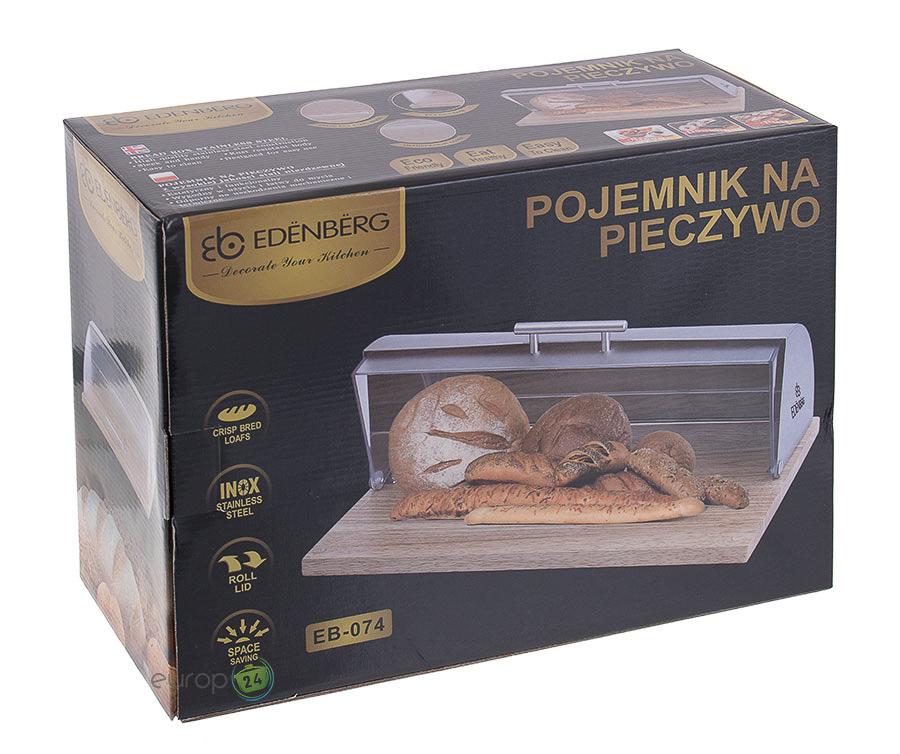 Pudełko chlebaka Edenberg EB 074