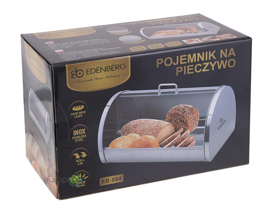 Pudełko chlebaka Edenberg EB 084