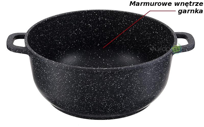 Garnek marmurowy 4.5 L Edenberg EB 8118