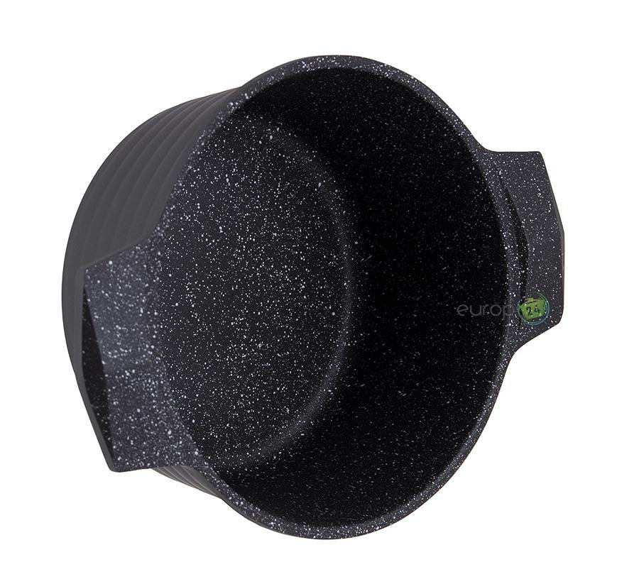 Zestaw garnków marmurowych Edenberg EB 9185 - marmurowa powłoka