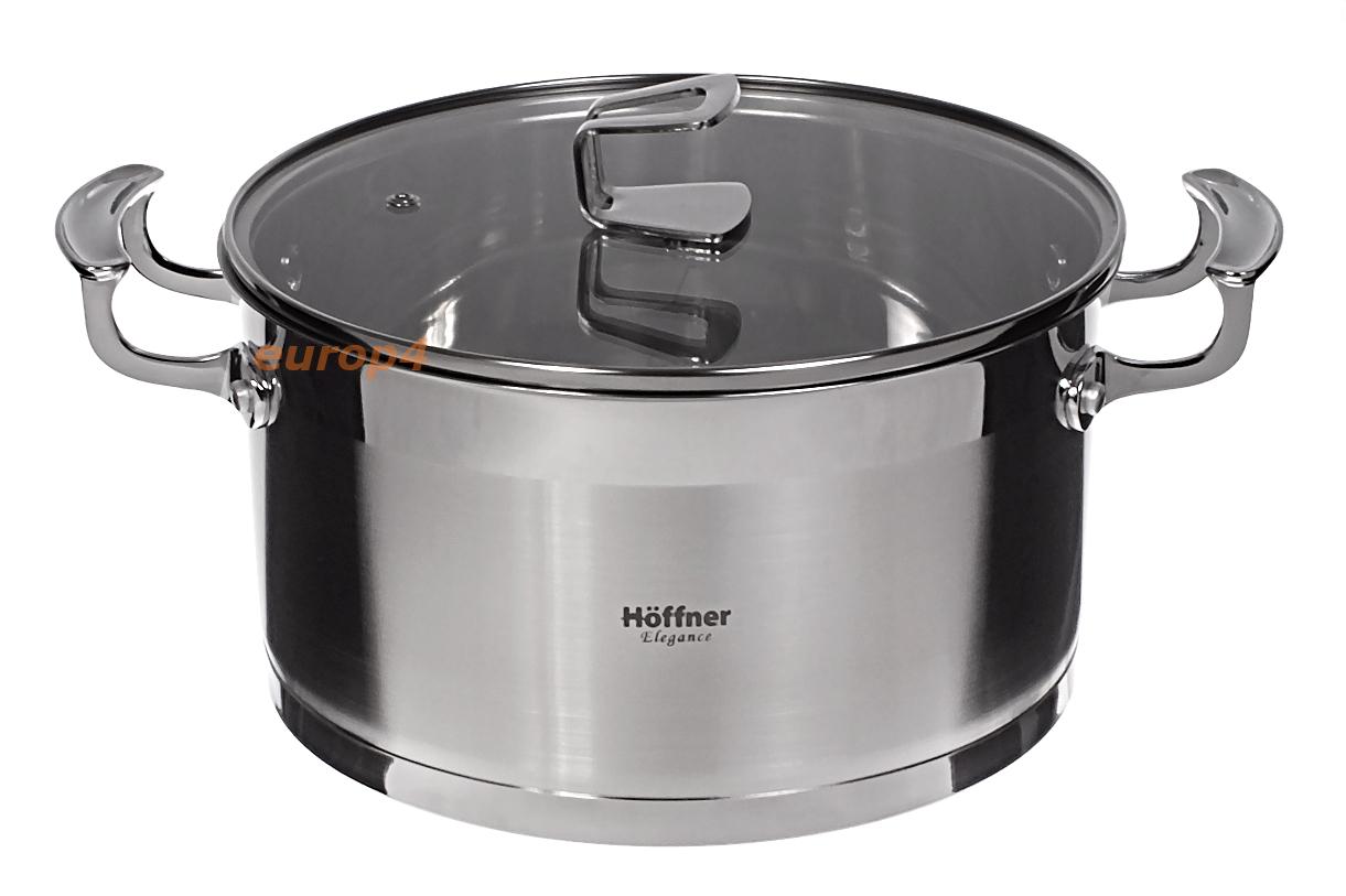 Garnki stalowe Hoffner HF 9977 - garnek