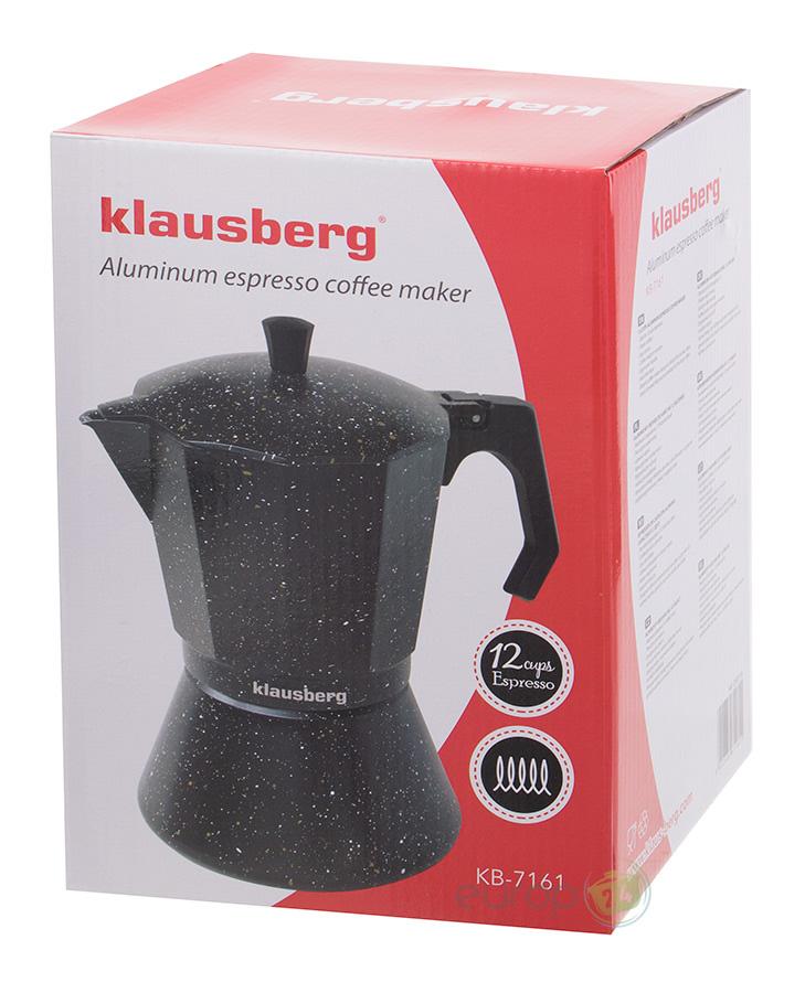 Kawiarka do parzenia kawy Klausberg KB 7161