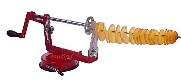 Maszynka HW 103 do frytek ziemniaków chipsów zakręconych