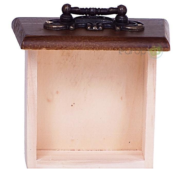 Ręczny młynek do mielenia kawy Kinghoff KH 1205 - szuflada