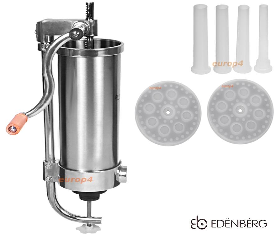 Nadziewarka pionowa Edenberg EB 3190 2 kg