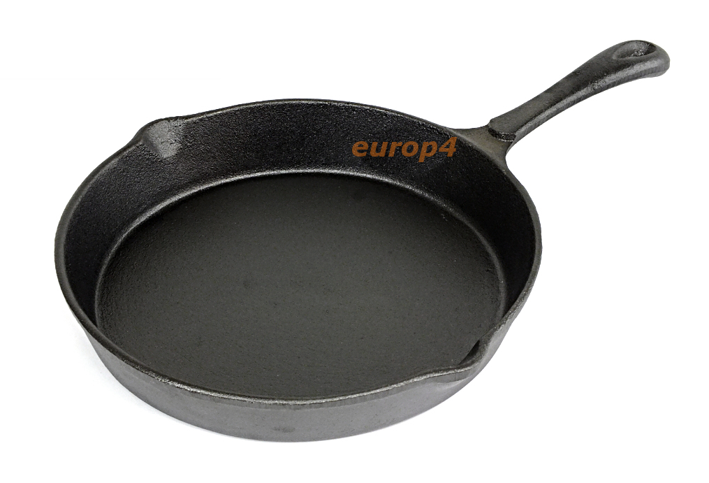 Patelnia Zeliwna Krisberg Kr 7556 Ciezka 20 Cm Indukcja Europ24 Pl