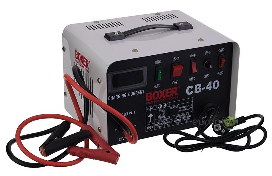 Prostownik 18A Boxer BX 8007