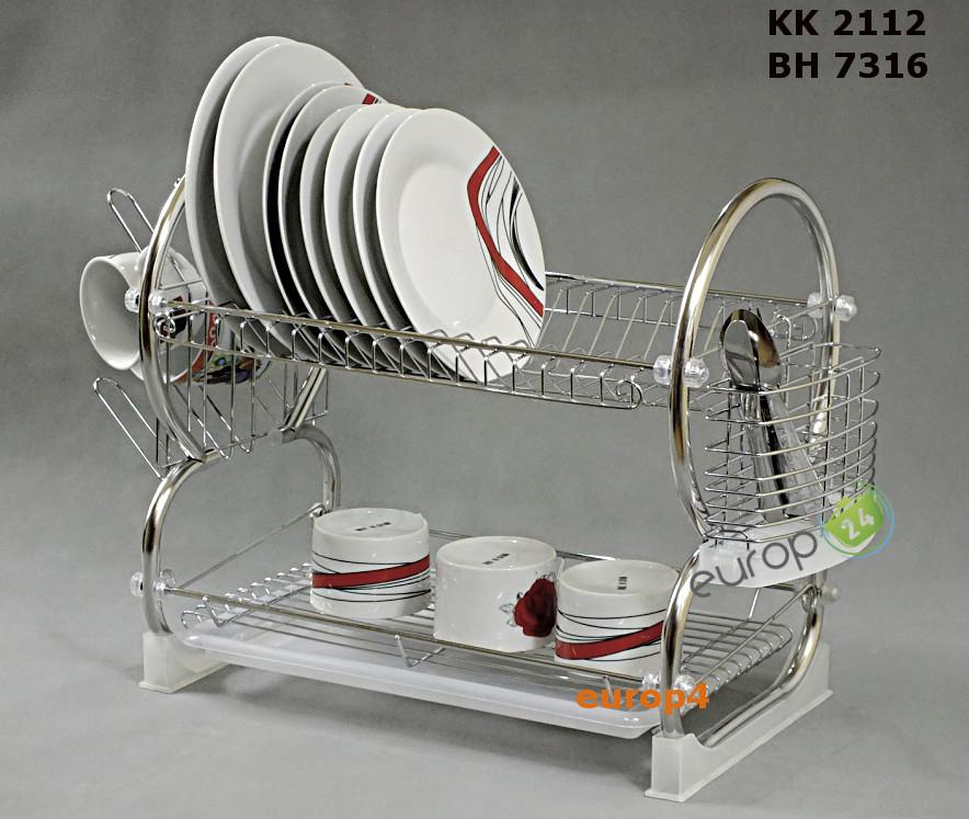 Suszarka  na talerze Kitchen King KK 2112