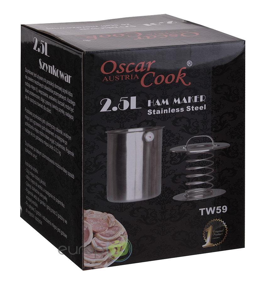 Szynkowar pakowany w pudełko Austria Oscar Cook TW 59