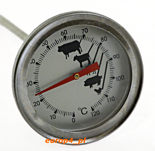 Termometr kuchenny KingHoff KH 3697- zakres temperatur