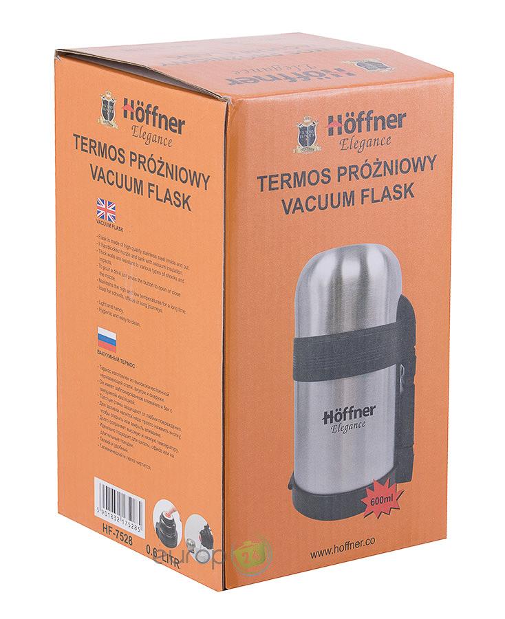 Pudełko Termosa próżniowego 600 ml Hoffner HF 7528