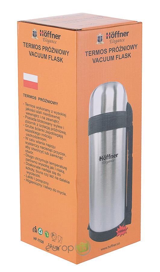 Pudełko Termosa próżniowego 1500 ml Hoffner HF 7530