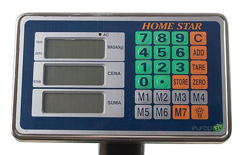 Waga elektroniczna magazynowa Home Star HS 2001 100 kg