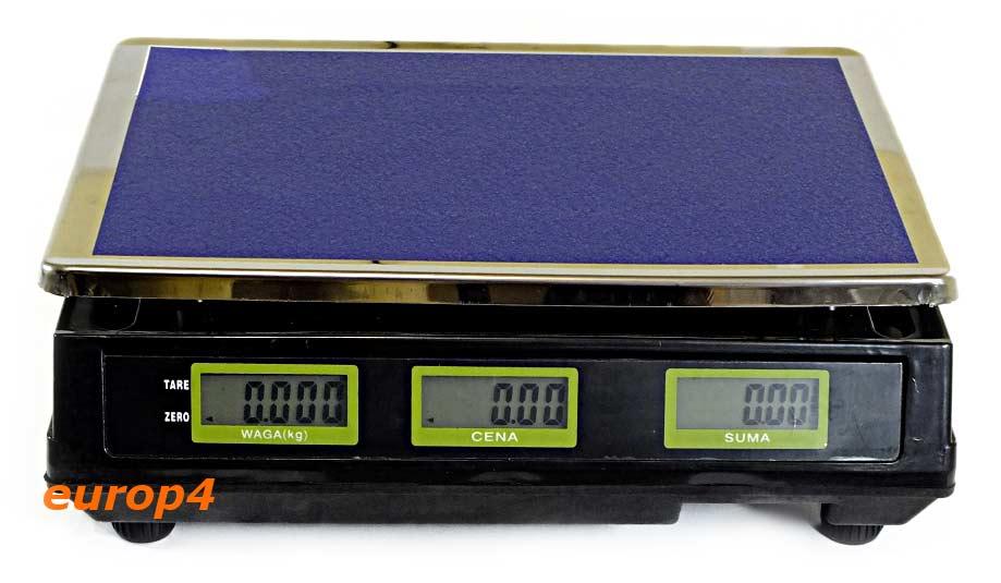 Waga sklepowa Maxon MX 1040 elektroniczna